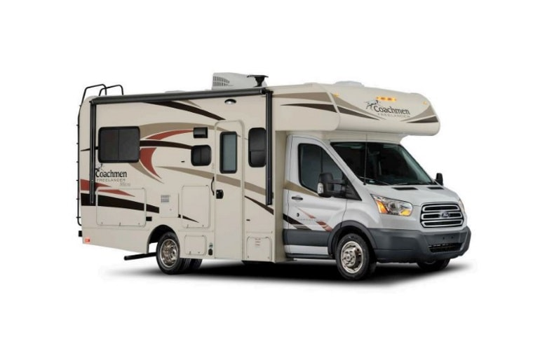 Coachmen Freelander, voyage usa